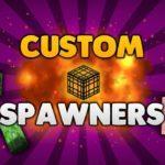 Custom Mob Spawner для minecraft 1.12.2 - 1.5.2