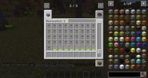Мод Bionisation 3 для minecraft 1.12.2 1.11.2
