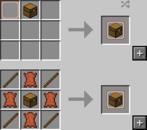 Мод PortableCraft для minecraft 1.12.2