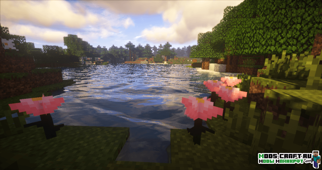 Мод на новые растения - Plants Mod для minecraft 1.12.2 1.11.2 1.10.2