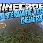 Мод Alternate Terrain Generation для minecraft 1.11.2 1.10.2 1.7.10 1.7.2 1.6.4 1.5.2