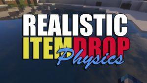 Мод Realistic Item Drops для minecraft 1.12.2 1.11.2 1.10.2 1.9.4