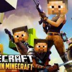 Мод на новое оружие — Fortnite для minecraft 1.12.2