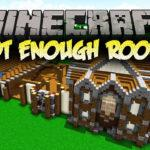Мод на декорации для крыш — Not Enough Roofs для minecraft 1.12.2