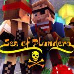 Мод Sea of Plunders для minecraft 1.12.2