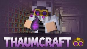 Мод на магию - Thaumcraft для minecraft 1.12.2 1.10.2 1.8.9 1.8 1.7.10 1.7.2 1.6.4 1.5.2