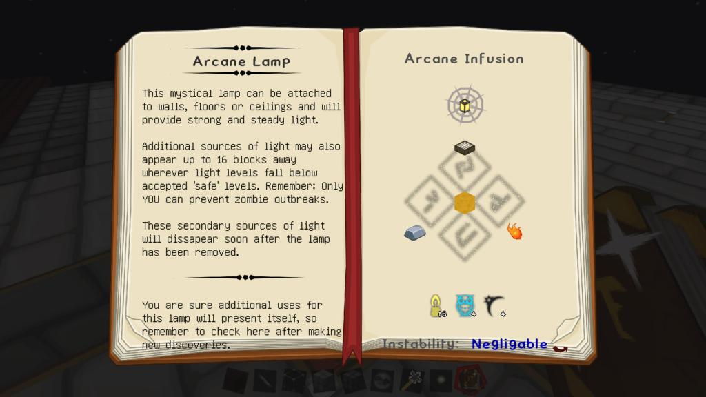 Мод Thaumcraft для minecraft 1.12.2, 1.10.2, 1.7.10
