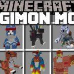 Мод на Дигимобов — Digimobs для minecraft 1.11.2 1.10.2 1.8.9 1.7.10 1.7.2 1.6.4 1.5.2