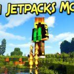 Мод на летающие ранцы - Iron Jetpacks для minecraft 1.14.4, 1.12.2