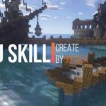 Мод на прокачку навыков — JJ Skill для minecraft 1.12.2 1.10.2
