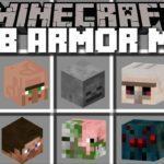 Мод на Броню мобов - Mob Armor для minecraft 1.12.2 1.8.9 1.7.10