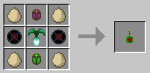 Мод на Ферму из мобов - Mobs' Crops для minecraft 1.12.2 1.11.2 1.7.10