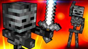 Мод Wither Skeleton Tweaks для minecraft 1.12.2 1.11.2 1.10.2