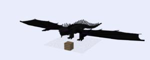 Мод как приручить дракона - How To Train Your dragon для minecraft 1.12.2 1.7.10