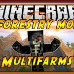 Мод форестри — Forestry для minecraft 1.12.2 1.11.2 1.10.2 1.9.4 1.7.10 1.6.4 1.5.2