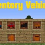 Мод на микромашинки — Inventory Vehicles для minecraft 1.12.2