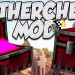 Мод на адский сундук - Nether Chest для minecraft 1.12.2 1.12 1.11.2