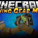 Мод на подводный костюм - Simple Diving Gear для minecraft 1.15.1, 1.14.4, 1.12.2