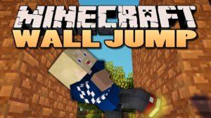 Мод Wall Jump Remake для minecraft 1.12.2