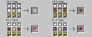 Много новой еды - мод Lots of Food для minecraft 1.10.2 1.9.4 1.8.9 1.7.10 1.7.2 1.6.4 1.5.2