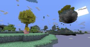 Мод Aether Legacy для minecraft 1.12.2, 1.7.10