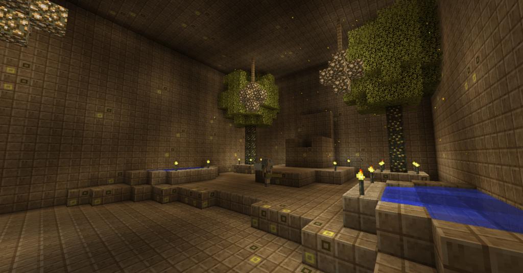 "Мод на измерение ""Рай"" - Aether Legacy для minecraft 1.12.2 1.11.2 1.10.2 1.9.4"