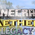 Мод на измерение «Рай» — Aether Legacy для minecraft 1.12.2 1.11.2 1.10.2 1.9.4