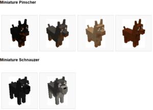 Мод на собак - DoggyStyle для minecraft 1.8.9 1.8 1.7.10