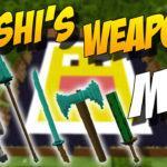 Мод на Средневековое оружие — Kaishi's Weapon для minecraft 1.12.2 1.10.2 1.9.4