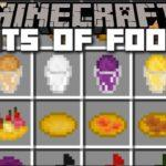 Много новой еды — мод Lots of Food для minecraft 1.10.2 1.9.4 1.8.9 1.7.10 1.7.2 1.6.4 1.5.2