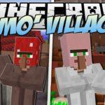 Деревни в каждом биоме — мод Mo' Villages для minecraft 1.12.2 1.11 1.10.2 1.9.4 1.8.9 1.7.10
