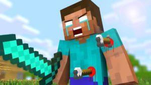 Мод на Нотча и херобрина - The World of Minecraft для майнкрафт 1.12.2