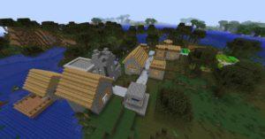 Мод на Деревни - Mo' Villages для minecraft 1.12.2, 1.7.10