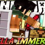Мод Vanilla Immersion для minecraft 1.12.2 1.10.2 1.9.4