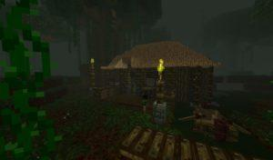 Мод The Betweenlands для minecraft 1.12.2 1.10.2 1.7.10