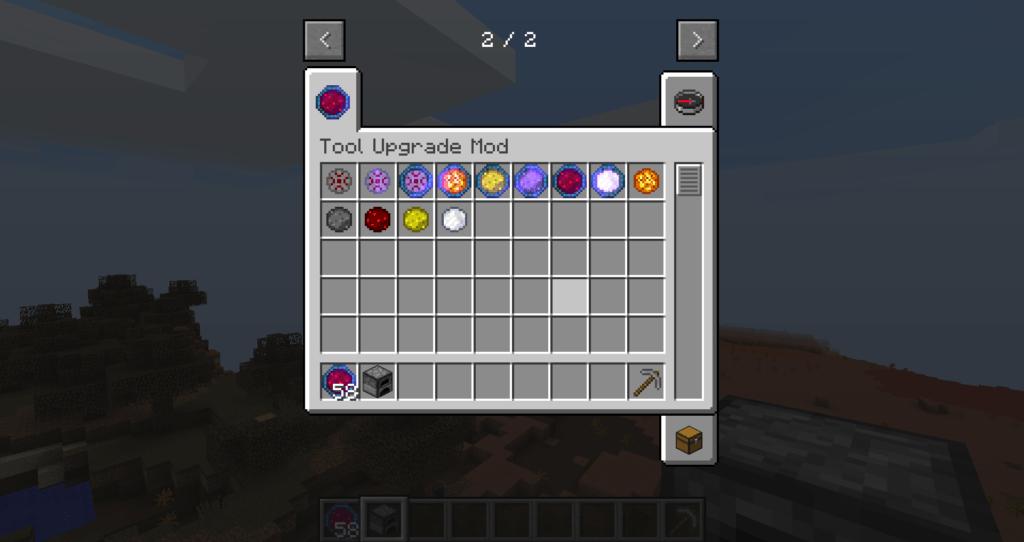 Мод Tool Upgrades для minecraft 1.12.2 1.11.2 1.7.10