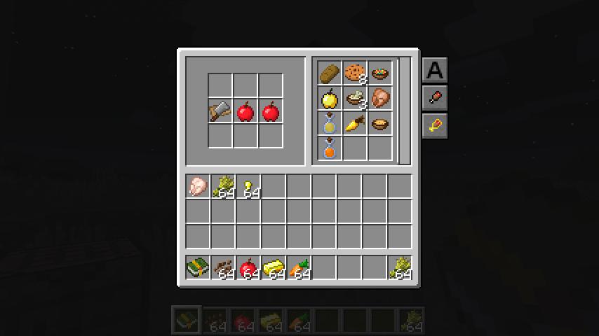 Предметы для кухни - мод Cooking for Blockheads для minecraft 1.12.2 1.1.1.2 1.10.2 1.9.4 1.8.9 1.7.10
