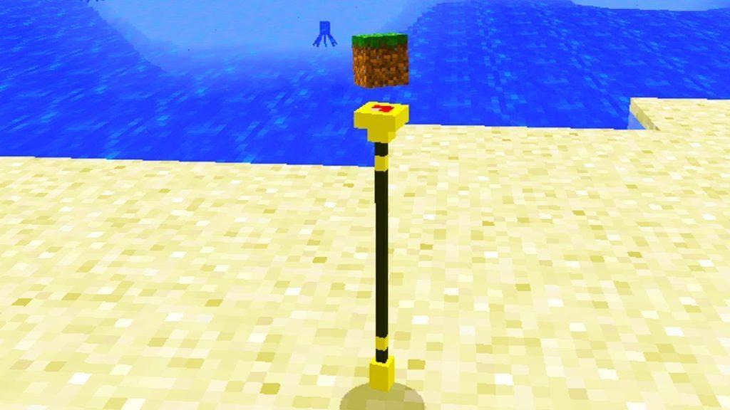 Мод Biome Staff для minecraft 1.12.2