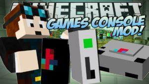 Мод на игровые приставки - Decorative Videogame Systems для minecraft 1.7.10