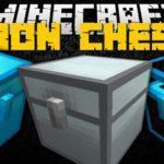 Мод на новые сундуки - Iron Chests для minecraft 1.16.1, 1.15.2, 1.14.4, 1.12.2, 1.7.10