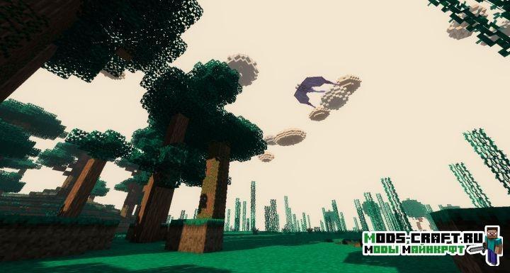 Мод на новое измерение - Kathairis для minecraft 1.12.2