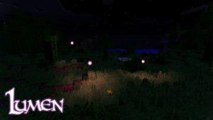 Мод на Светлячков - Lumen для minecraft 1.12.2