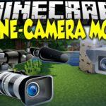 Мод на Камеру — Mine Camera для minecraft 1.12.2 1.10.2