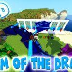 Крутой мод на драконов — Realm of The Dragons для minecraft 1.12.2 1.11.2 1.10.2