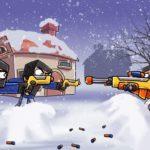Мод на Снежки — Snow++ для minecraft 1.12.2