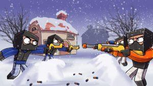 Мод на Снежки - Snow++ для minecraft 1.12.2