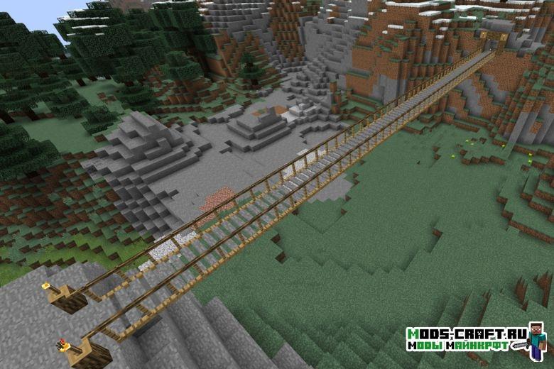 Мод Chisels and Bits для minecraft 1.12.2 1.11.2 1.10.2 1.9.4 1.8.9