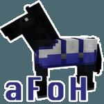 Украшения для лошадей — мод A Fistful Of Hay для minecraft 1.12.2