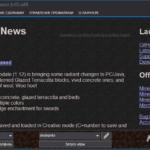 Пиратский лаунчер Minecraft — FreeLauncher