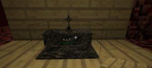 Мод на Могилы - Corail Tombstone для minecraft 1.13 1.12.2 1.11.2 1.10.2 1.9.4 1.8.9